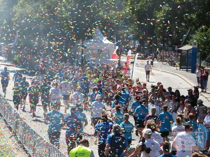 Schwebebahn-Lauf 2018 Runnersword