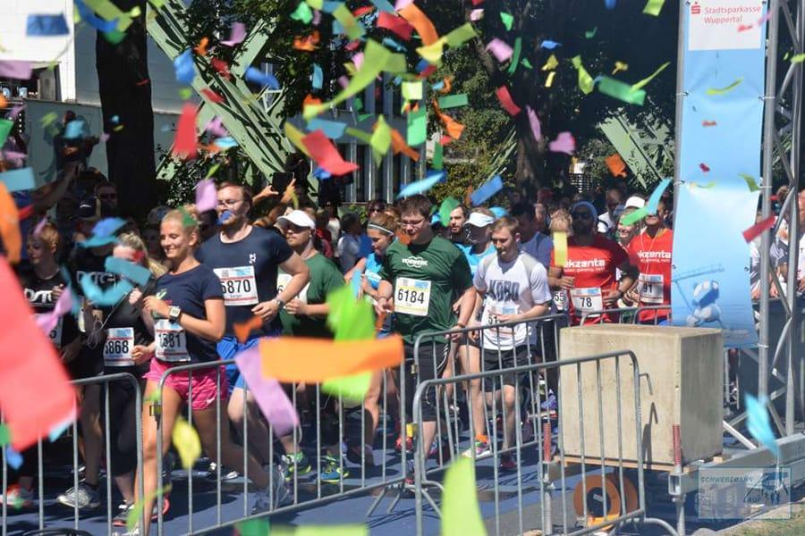 Schwebebahn-Lauf 2018