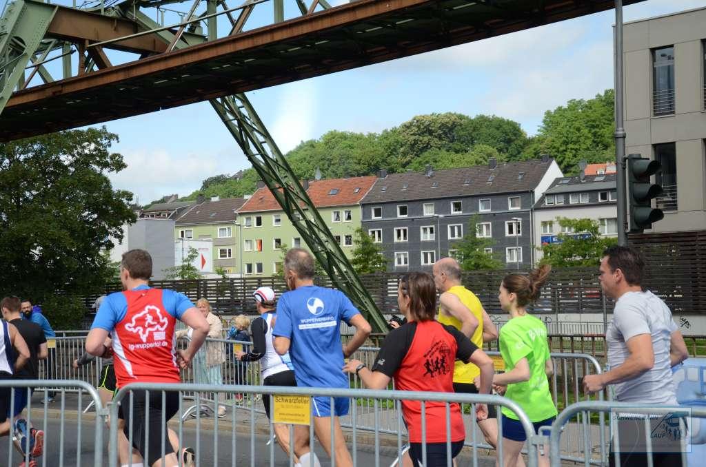 Schwebebahnlauf 2016